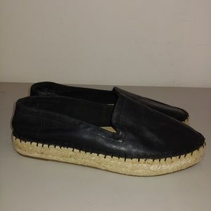 Gap Leather Espadrilles